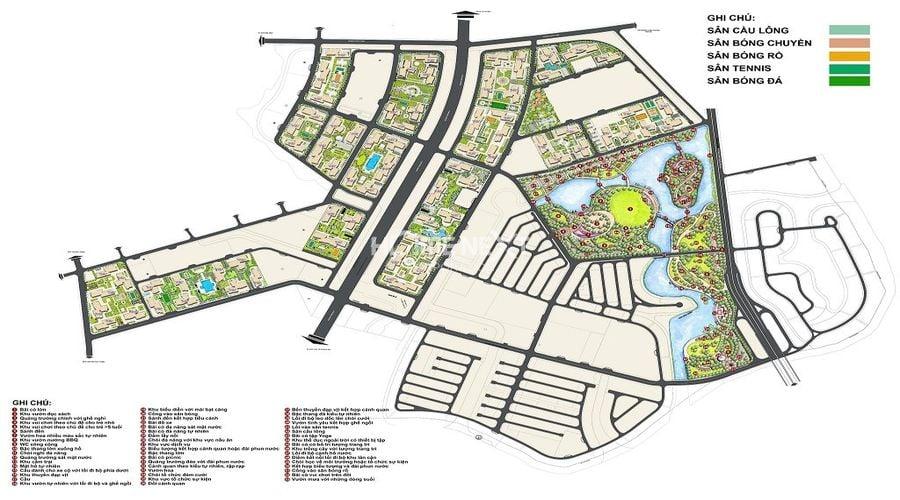 tổng quan dự án Vinhomes Grand Park quận 9