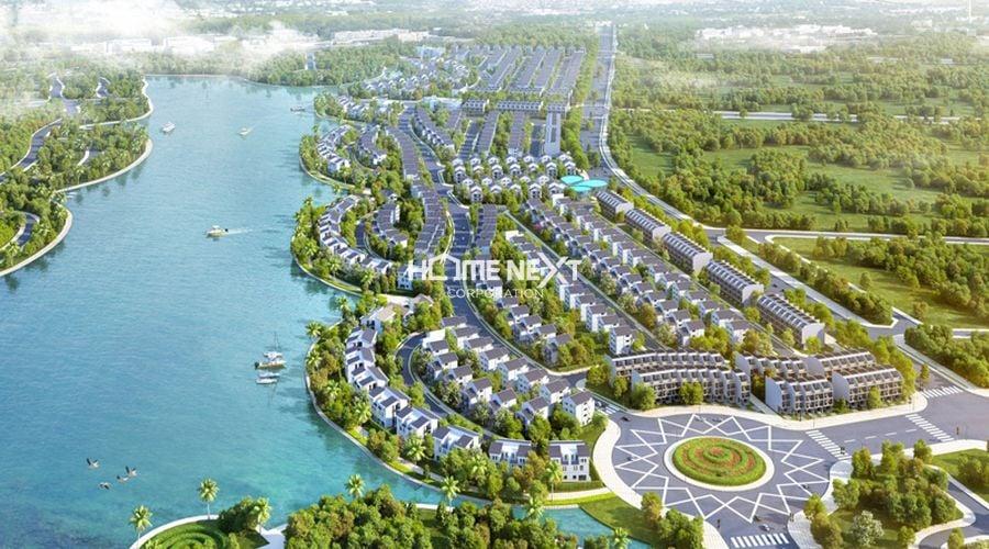 Cận cảnh dự án Vinhome Thăng Long Hà Nội