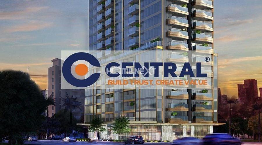 Đơn vị tổng thầu xây dựng dự án là Central