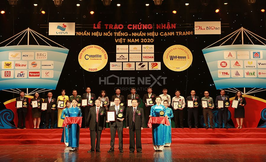 Top 50 nhãn hiệu nổi tiếng Việt Nam năm 2020