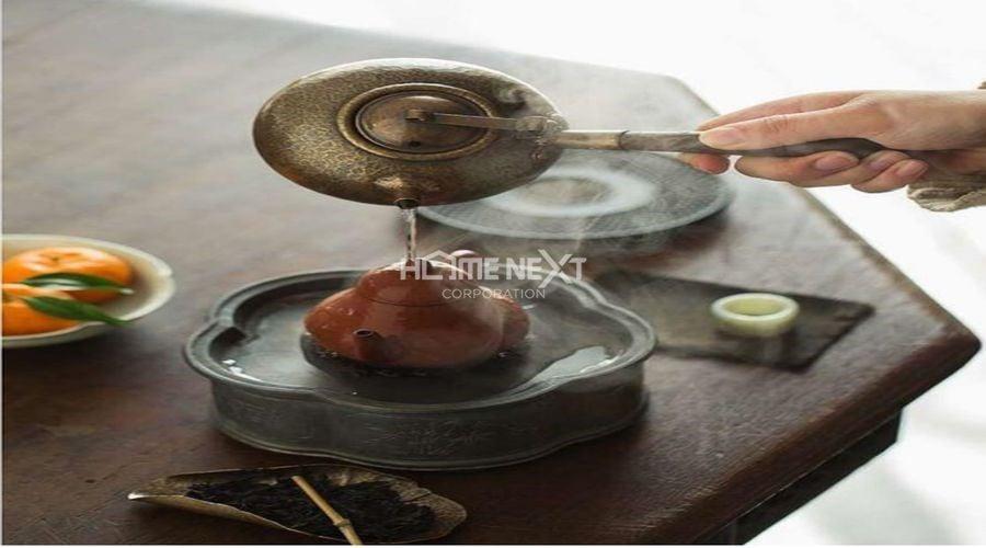 Trải nghiệm nghệ thuật pha trà của xứ sở Phù Tang