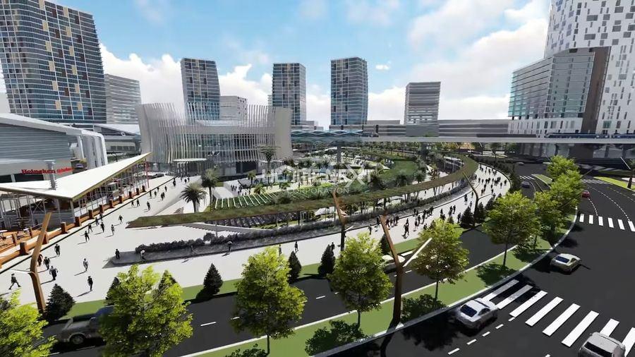 Trung tâm thương mại thế giới Bình Dương trong tương lai
