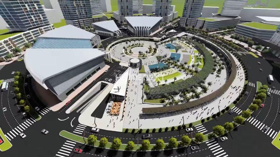 Trung tâm thương mại thế giới đầu tiên tại Bình Dương