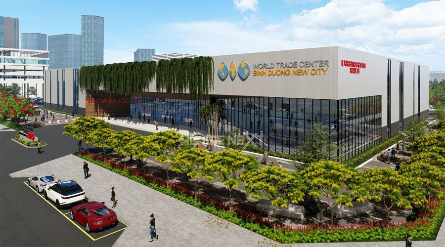 trung tâm thương mại thế giới