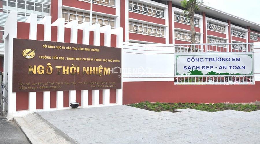 trường học chất lượng cao