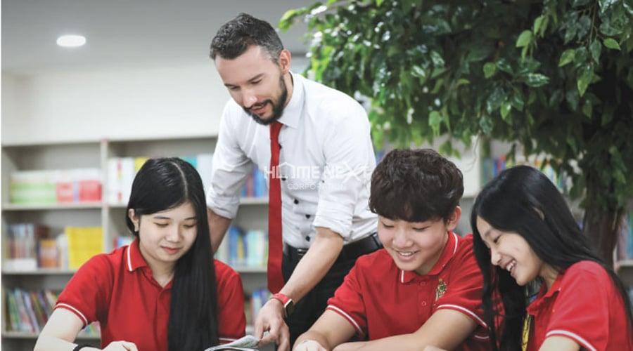 trường học quốc tế ngay trong Khu đô thị Thịnh Gia, thinh-gia-2-1