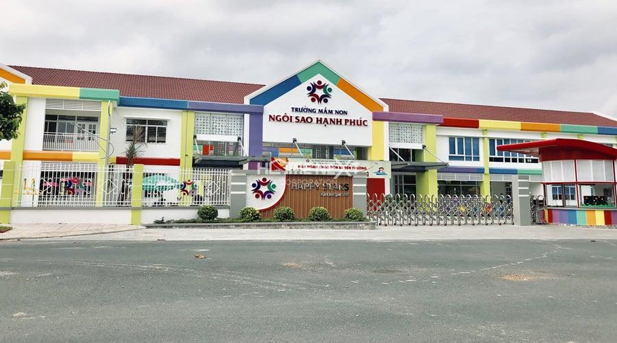 trường mẫu giáo bên cạnh dự án