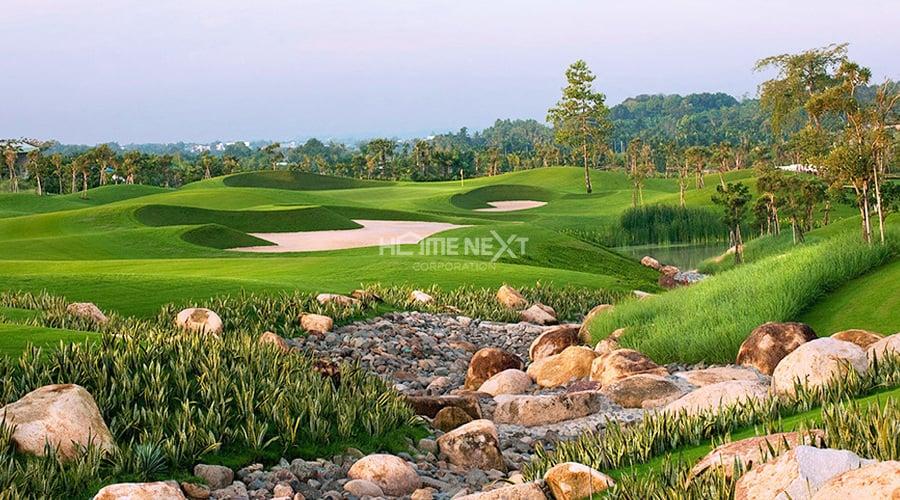 Tổ hợp sân Golf Twin Doves và Harmonie Golf Park