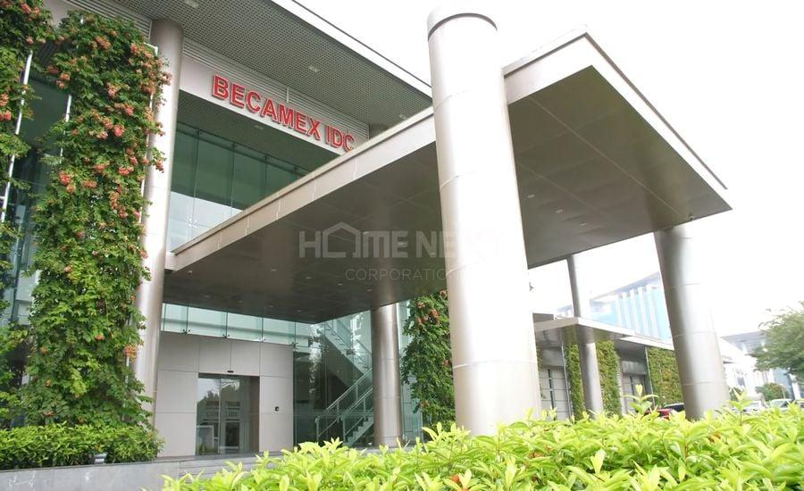 Văn phòng công ty Becamex IDC