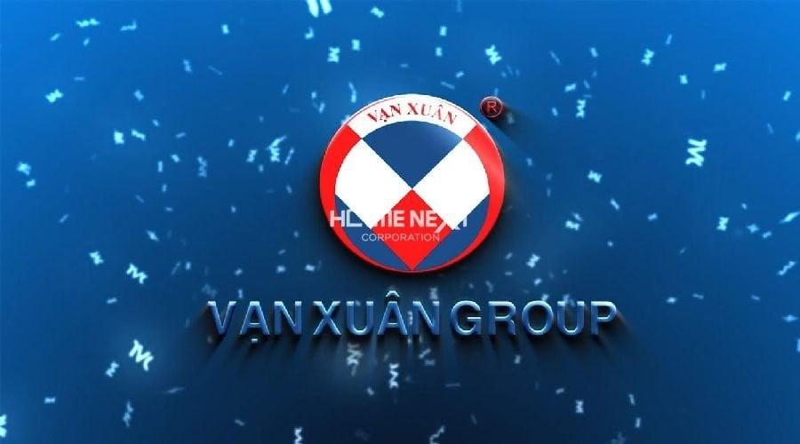 Logo chủ đầu tư Vạn Xuân Group