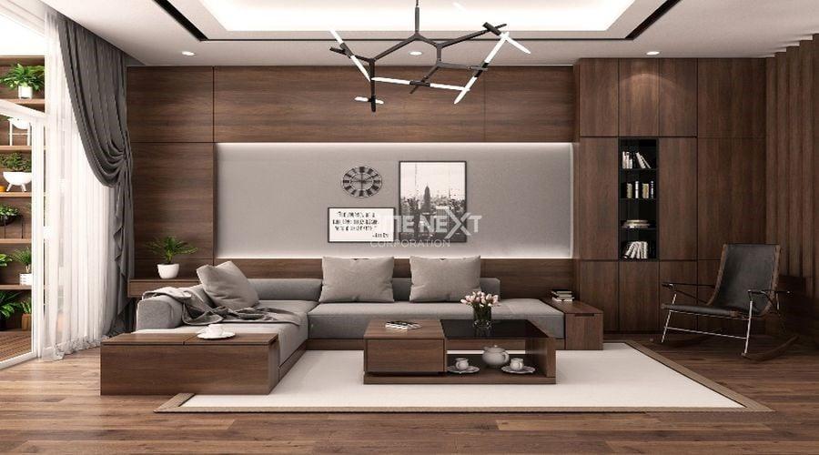 Sử dụng vật liệu gỗ trong trang trí nội thất