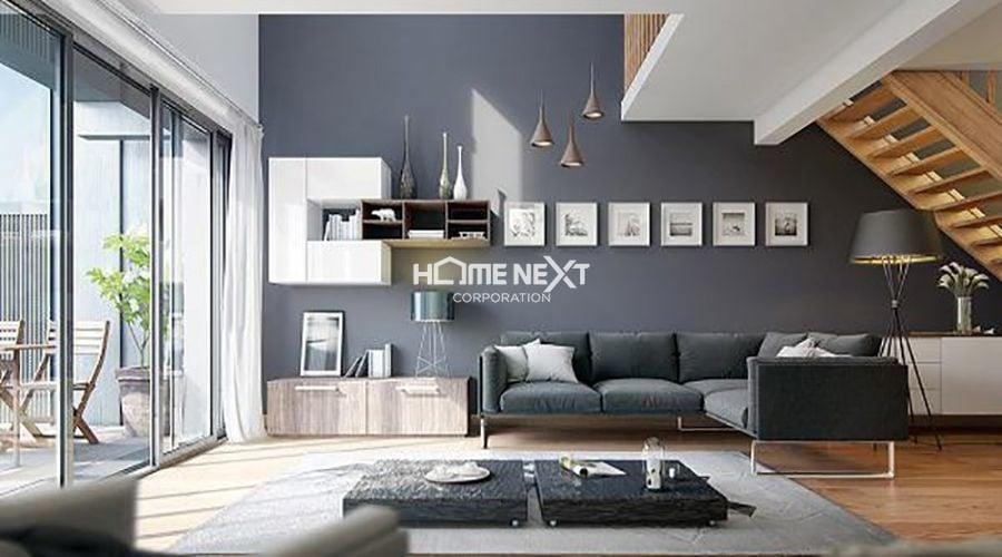Vật liệu nội thất hiện đại, có nguồn gốc tự nhiên