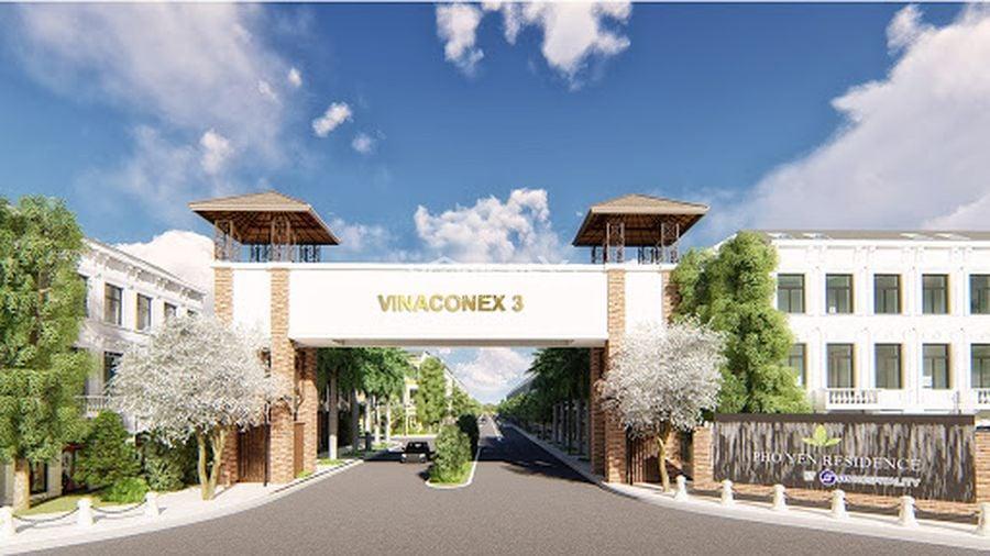 Dự án Vinaconex 3 Phổ Yên Residence tại Thái Nguyên