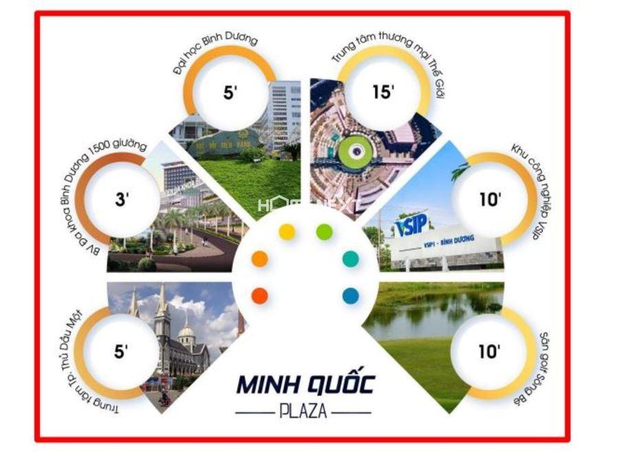 căn hộ Minh Quốc Plaza